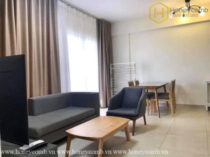 2 bedrooms apartment with nice view is waiting for you in Masteri Thao Dien