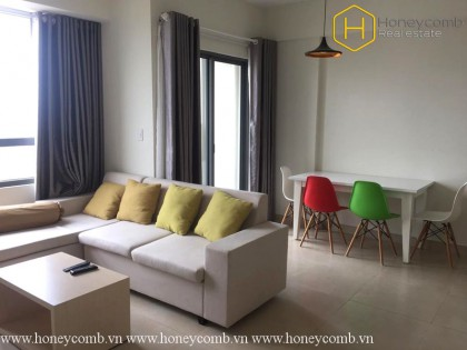 Adorable fully featured 2 bedrooms with in Masteri Thao Dien for rent