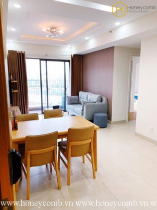 Spacious Modern Living with 2 bedrooms apartment in Masteri Thao Dien