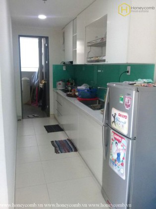 Simple furnished 2 bedrooms apartment in Masteri Thao Dien