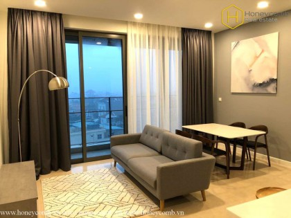 The Nassim Thao Dien 2 bedrooms apartment with river view