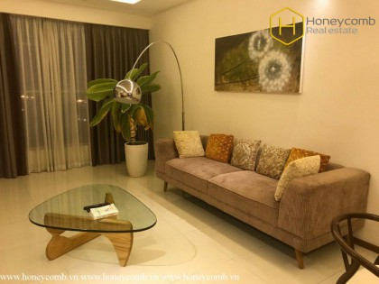 Special style with 2 bedrooms apartment in Thao Dien Pearl for rent