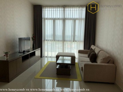 Spacious Modern Living with 2 bedrooms apartment in The Vista