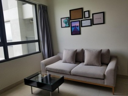 Masteri Thao Dien 2 bedrooms apartment with open kitchen