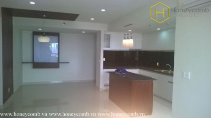 3-bedroom apartment with river view in Tropic Garden for rent