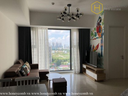 The 1 bed studio with modern style in Gateway