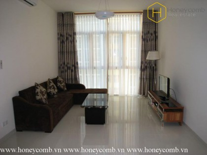 Convenient with 2 bedrooms apartment in The Vista