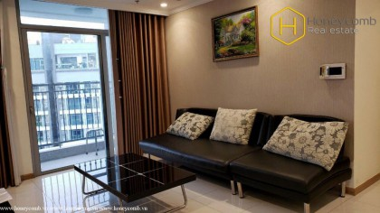 Modern decorated with 3 bedrooms apartment in Vinhomes Central Park