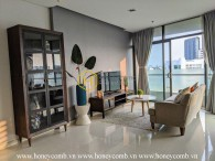 Feel the tranquility in bustle Saigon with this upscale and perfect apartment in City Garden