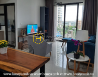 Luxury decoration 2 beds apartment with nice view in The Estella Heights