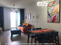 Fully-furnished apartment with brand new interiors for rent in Feliz En Vista