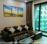 Well-organised & Fully-furnished apartment for rent in Feliz En Vista for rent