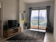 Magnificent highway views! Fully-furnished apartment for rent in Gateway Thao Dien