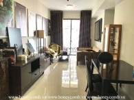 Urban Chic style apartment in Masteri An Phu – Beautiful, Modern & Convenient. Now for lease