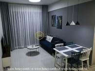 Feel the urban vibe with this trendy and modern Masteri An Phu apartment