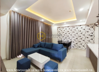 Make your life a hassle-free one with this functional apartment in Masteri Thao Dien