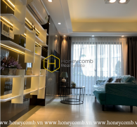 Such a spacious and deluxe DUPLEX apartment in Masteri Thao Dien ! Ready for rent NOW !