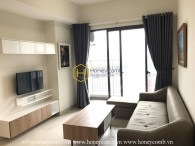The best 2 bedrooms-apartment of Masteri Thao Dien