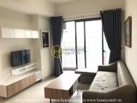 Căn hộ 2 phòng ngủ chất lượng tại Masteri Thảo Điền cho thuê