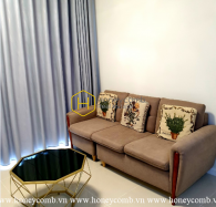 Modern design with cozy atmosphere apartment for rent in Palm Height