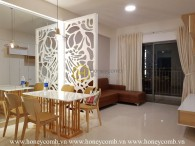 Creative design apartment with simplifed furnishings for rent in The Sun Avenue