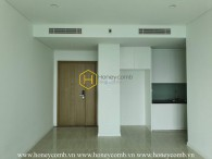 HOT ! The airy and unfurnished apartment in Sala Sadora for lease