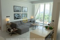 Such a unique design apartment with high-end amenities for rent in Sala Sarina