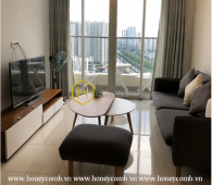 Such a cozy atmosphere! Subtle apartment for rent in Thao Dien Pearl