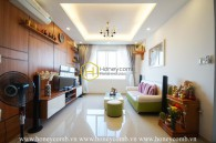 Homey with 2 beds apartment in Tropic Garden for rent
