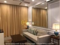 Căn hộ thiết kế hiện đại đầy tinh xảo và được trang bị đầy đủ nội thất cho thuê tại Tropic Garden