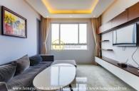 Thiết kế ấn tượng sẽ là căn hộ trong mơ của bạn ! Căn hộ đáng yêu ở Tropic Garden cho thuê