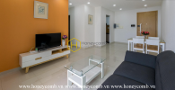 Simple style with 2 bedrooms apartment in Vista Verde