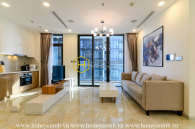 Glamorous apartment in Vinhomes Golden River that could make you surprised!