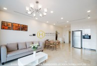 MUST SEE! Brand new luxury apartment with 2 bedrooms in Vinhomes Golden River for rent
