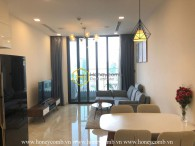 Fully-furnished apartment with high-end amenities are waiting for you at Vinhomes Golden River – Now for rent