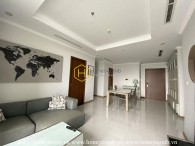 Best view! Best location! Highly elegant apartment in Vinhomes Central Park for rent