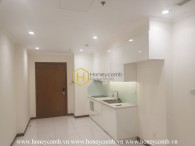 Ornately designed apartment with minimalist layouts for rent in Vinhomes Central Park
