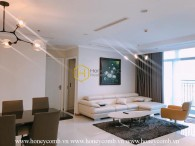 Gorgeous apartment in Vinhomes Central Park- When luxury and convenience blend in