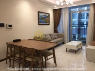 Such a great designed apartment that you will love at the first ! Now for rent in Vinhomes Central Park