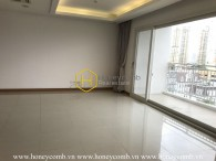 Spacious unfurnished apartment for rent in Xi Riverview