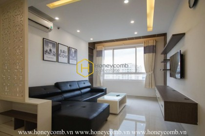 Luxury design 2 bedrooms apartment in Tropic Garden for rent