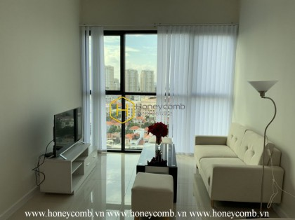 Fully furnished and convenient with 2 bedrooms apartment in The Ascent