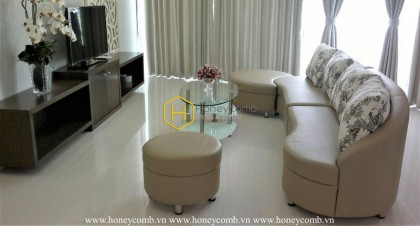 Spacious & Cozy apartment in City Garden that best suits family