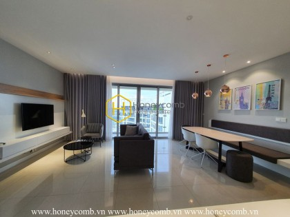 Such an elegant comtemporary design apartment! Now for rent in Estella Heights