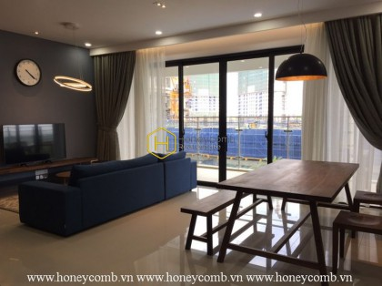 Wondeful 3 beds apartment with pool view in The Estella Heights