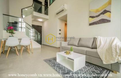 Super elegant design duplex with high-end amenities for rent in Feliz En Vista