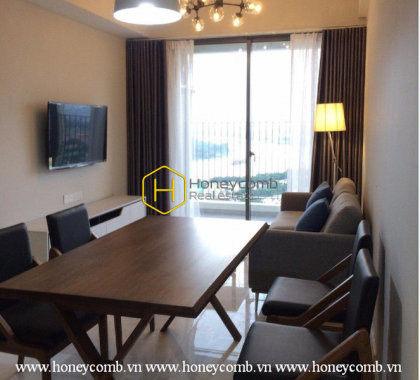 All within your reach with this modern and convenient apartment in Masteri An Phu for lease