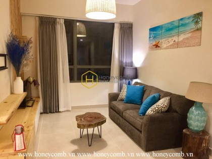 1 bedroom apartment with brand new in Masteri Thao Dien