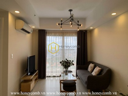 Good view 2 beds apartment in Masteri Thao Dien