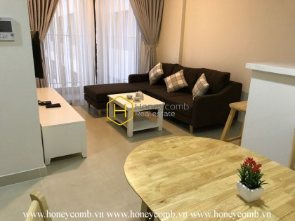 2 beds apartment with swimming pool in Masteri Thao Dien